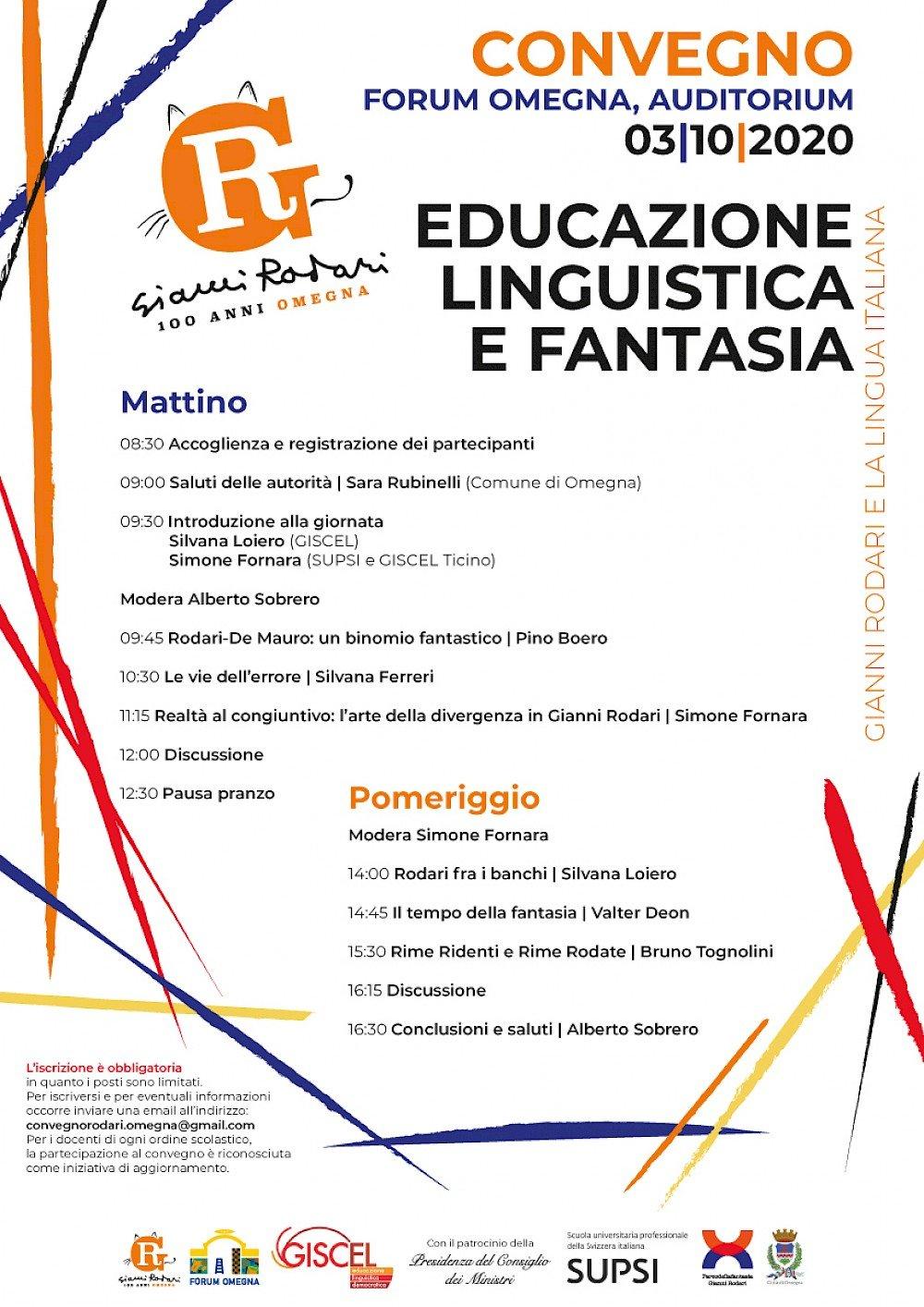 Educazione linguistica e fantasia. Gianni Rodari e la lingua italiana